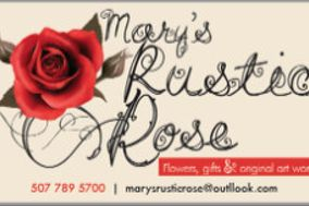 Mary's Rustic Rose