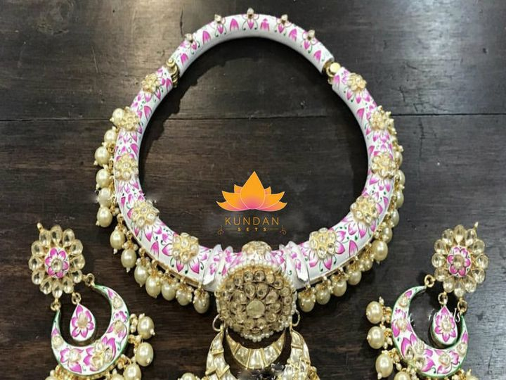Tmx Meenakari Kundan Jewellery 51 948750 1569615969 Sterling Heights wedding jewelry