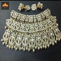 Tmx Sabyasachi Replica Choker 51 948750 1569615997 Sterling Heights wedding jewelry