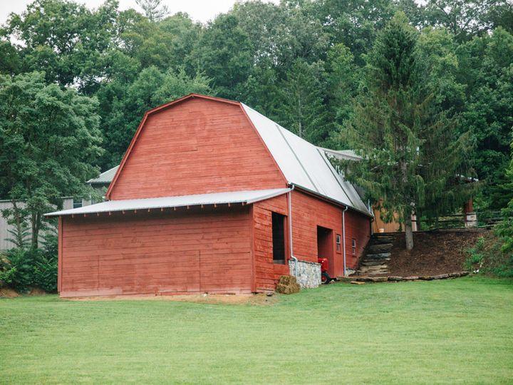 Tmx 1508378082489 Honeysuckle Barn Honey 0006 Asheville, North Carolina wedding venue