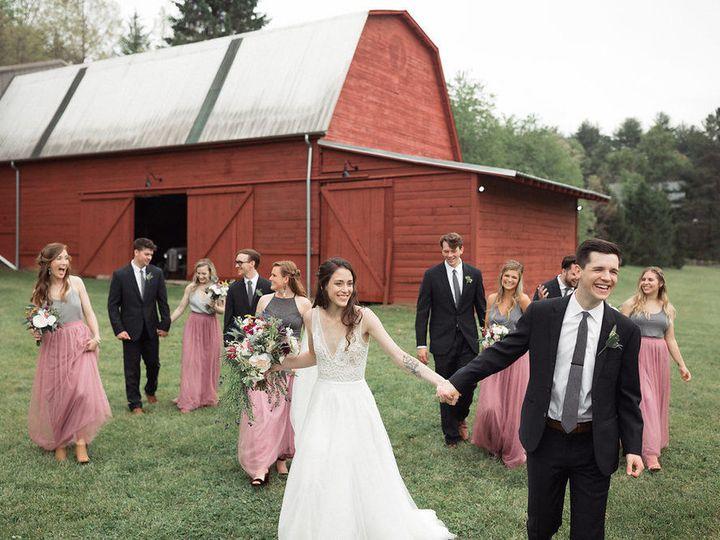 Tmx 1536260122 38f6462bbba58025 1536260121 Cfbe54443cc3ca05 1536260120937 6 Honeysuckle Hill W Asheville, North Carolina wedding venue