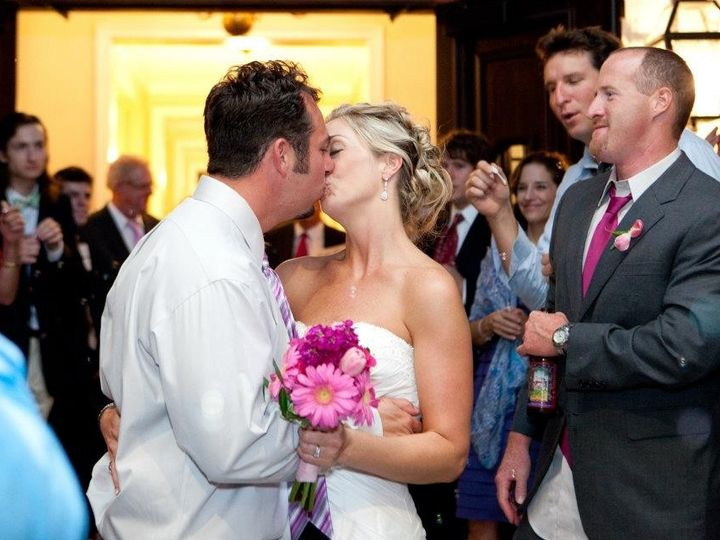 Tmx 1376459618379 Carrie And Jimmy Northridge wedding dj