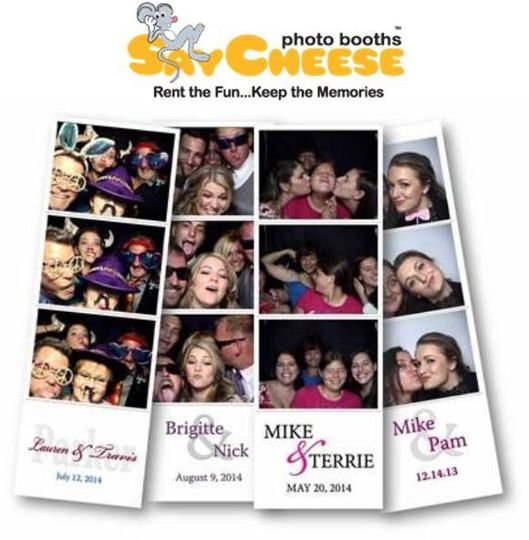 800x800 1470945090990 say cheese photo booth cincninnati photo strip log