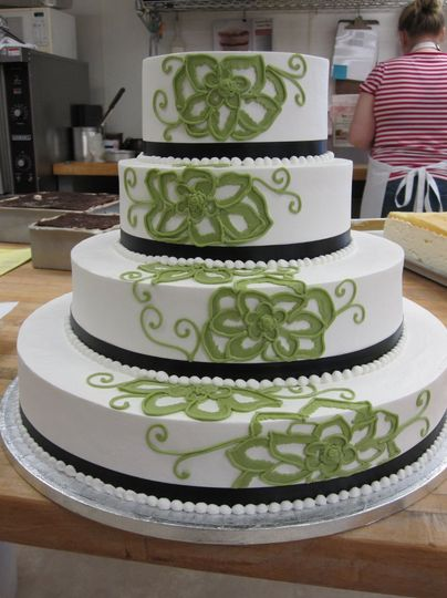 Ludgers Bavarian Cakery Wedding Cake Tulsa OK WeddingWire
