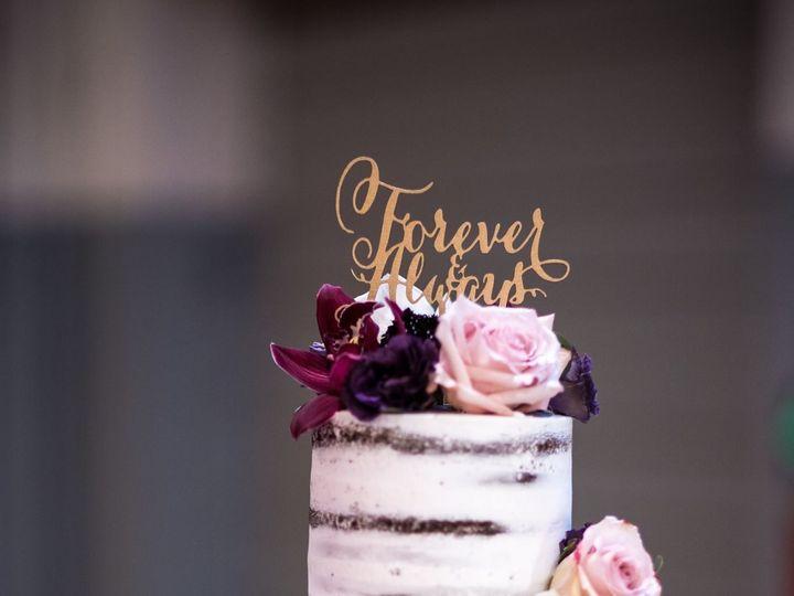 Tmx Chocolate Chip Naked 51 24850 Tulsa, OK wedding cake