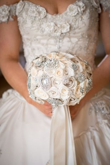 Elegance On The Avenue Brooch Bouquets