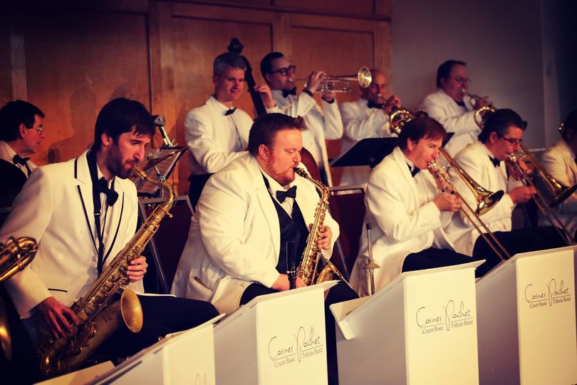 corner pocket utah swing band