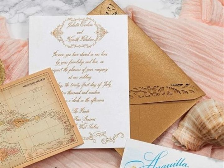 Tmx 1536183024 C86f705b3653a625 1536183023 44fa194c776bcba8 1536183023691 5 Screen Shot 2018 0 Kew Gardens, NY wedding invitation