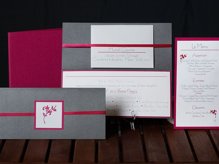 Tmx 1536233354 5e6499bd05777a81 1536233353 48fa4699ba81416e 1536233351723 3 Petite Fete 0136do Kew Gardens, NY wedding invitation