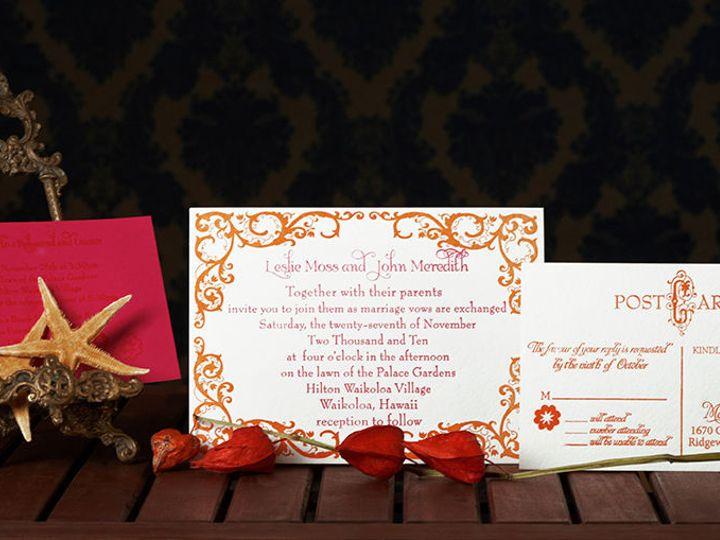 Tmx 1536233400 Cc5985f218b53198 1536233399 80ed139fb6b1afa9 1536233398128 4 Petite Fete 0159do Kew Gardens, NY wedding invitation