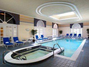 Indoor Pool open 6am-10pm