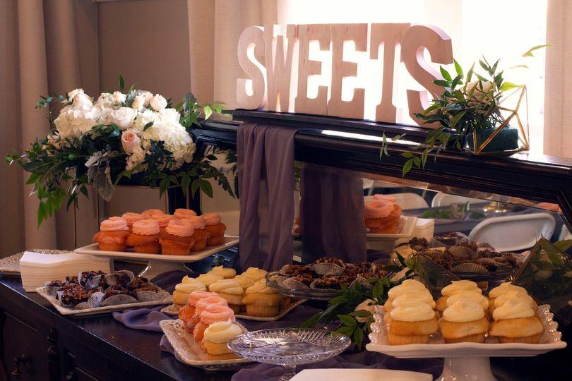 Sweets bar