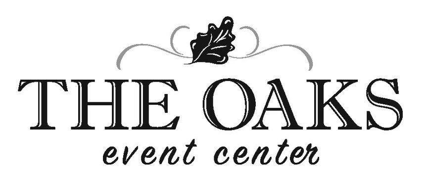 the oaks logo bw final
