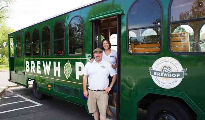 BrewHop Trolley