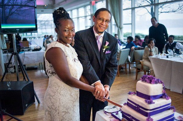 Tmx 1262494929838 Farahswedding Stratford wedding cake