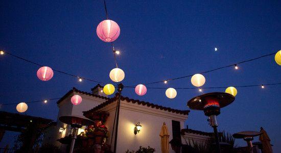 Tmx 1382038375750 Canaryhotelstringlighting Santa Barbara, CA wedding venue