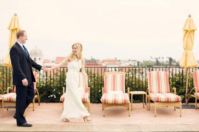 Tmx 1382038445190 Santa Barbara Rooftop Wedding Canary Hotel 4 Santa Barbara, CA wedding venue