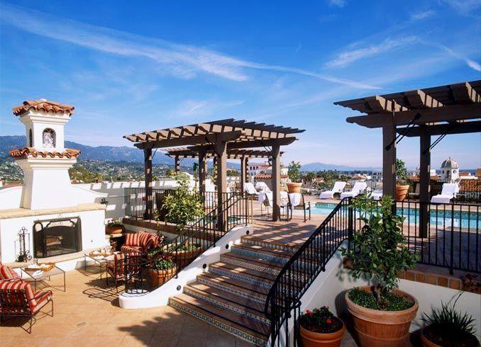 Tmx 1527014201 F5713f8fe730722a 1527014200 70e992506837926c 1527014199348 25 7 Rooftop2 Santa Barbara, CA wedding venue