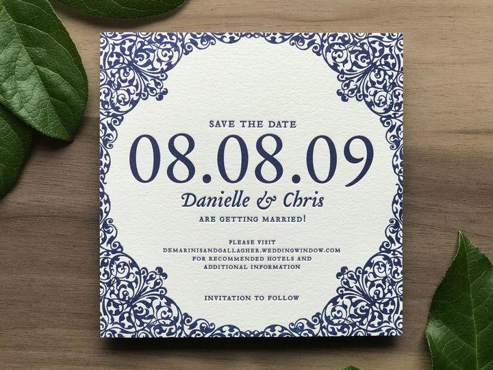Tmx 1523802093 0a7bdcce0ceff164 1523802090 1068b37afeb83add 1523802087219 9 Danielle Farmingdale wedding invitation