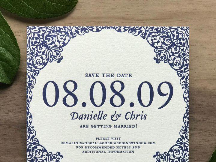 Tmx 1523802094 4ba34c05fb816d5b 1523802090 4fb977bd13219052 1523802087220 10 Daniellesq Farmingdale wedding invitation