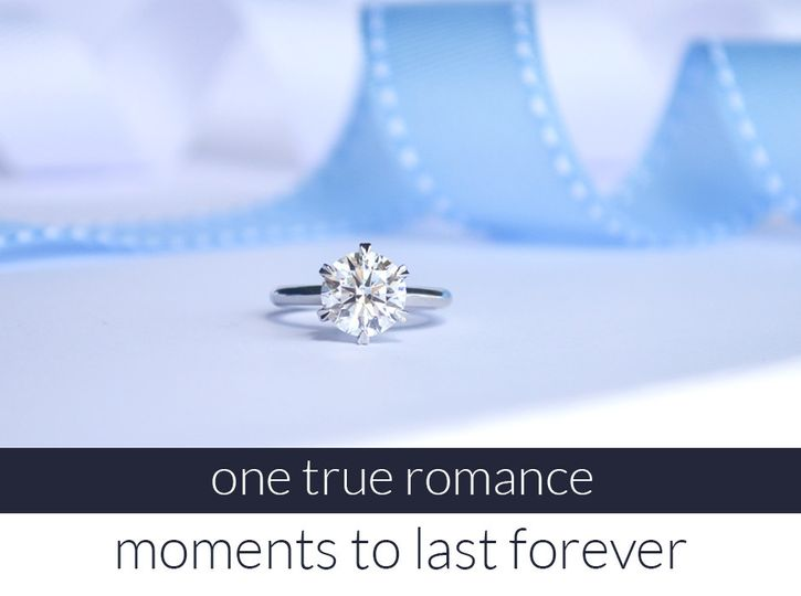 """Timeless Love Story  Bright White Gold or Platinum  The Greek philosophers called Venus """"the star of..."""