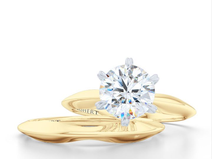 Tmx 1438385960366 Bashert Jewelry. Evening Star. Classic Six Prong S Boca Raton wedding jewelry