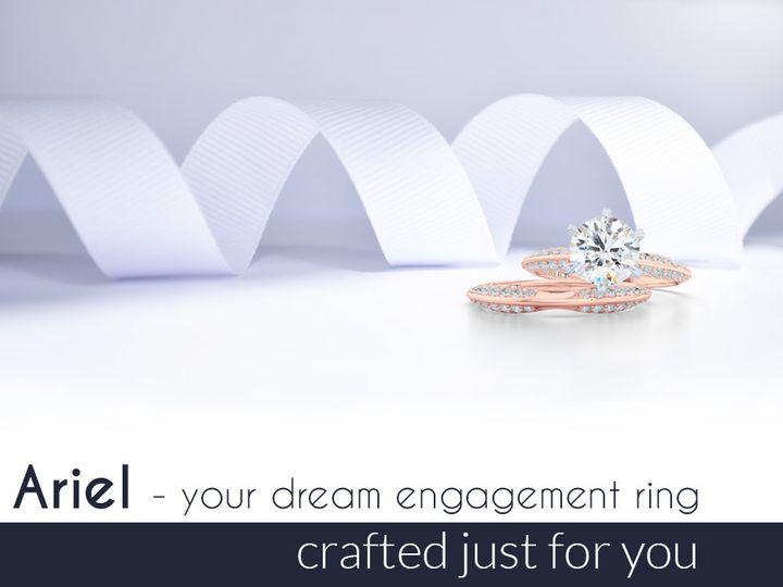 Tmx 1438388893265 Bashert Jewelry. Crafted Just For You. Custom Diam Boca Raton wedding jewelry