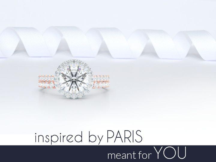 Tmx 1438388906902 Bashert Jewelry. Inspired By Paris   Meant For You Boca Raton wedding jewelry