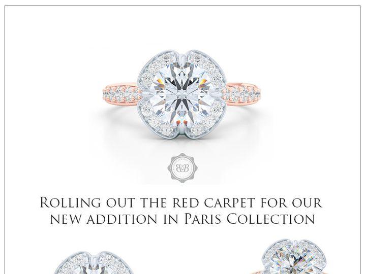 Tmx 1438977298637 Le Vie En Rose Engagement Ring Boca Raton wedding jewelry
