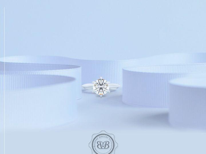 Tmx 1438977303357 Six Prong Night Boca Raton wedding jewelry