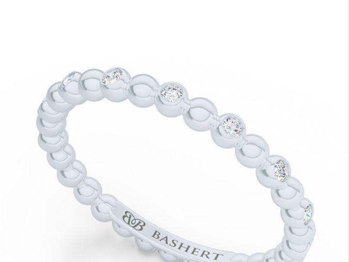 Tmx 1440517923848 Diamond Eternity Wedding Band In White Gold. Bezel Boca Raton wedding jewelry