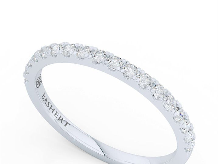 Tmx 1440627269833 Bashert Jewelry. Custom Classic Diamond Encrusted  Boca Raton wedding jewelry
