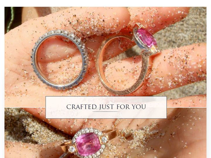 Tmx 1440713816753 Crafted Just For You. Reviews And Testimonials. Lo Boca Raton wedding jewelry