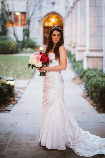 Jenessa Blaine Wedding