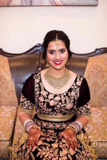 Bridal Hair Makeup Napa