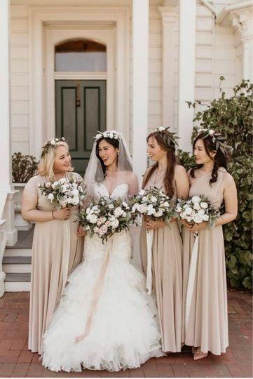 Bridal Hair Makeup Bay Area