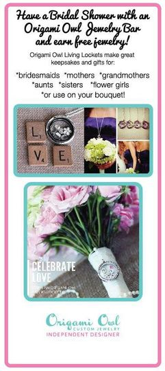 Every locket tells a story... what's yours? Visit www.kateoyer.origamiowl.com to get started.