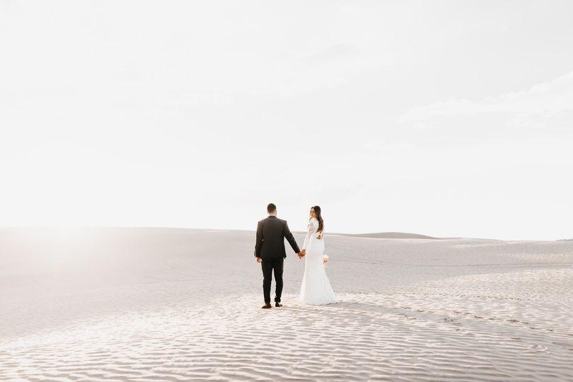 Sand Dune Bridals