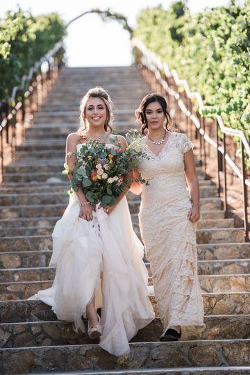 boho wedding nathalie bize photography 7