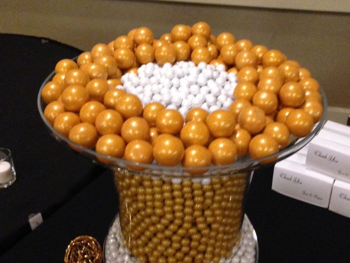 Tmx 1424724939404 Franco Candy Buffet 6 Tulsa wedding favor