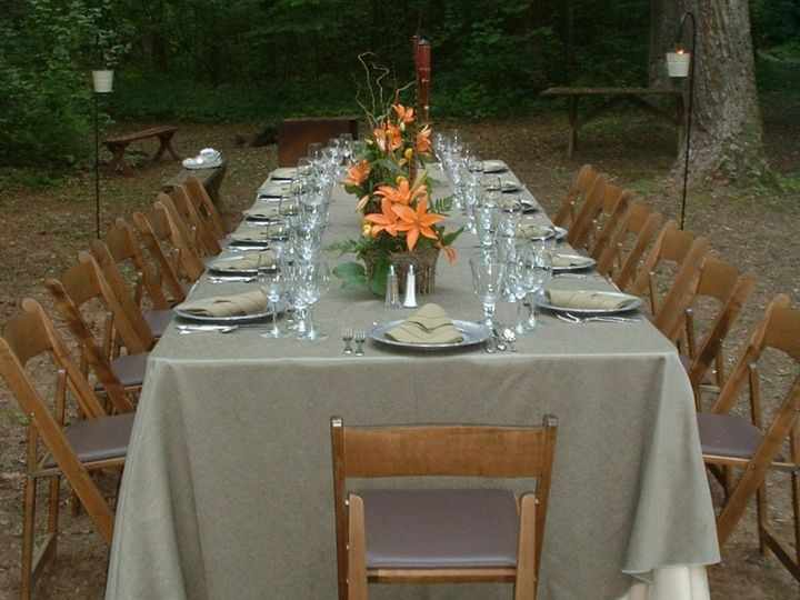 Tmx Outdoor Table Setting 51 711950 158472842483910 York, PA wedding catering