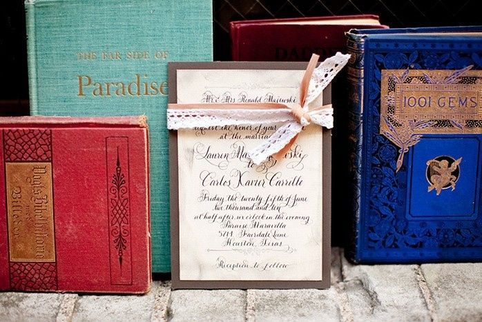 Tmx 1433734988326 Longbourne Invitation1 Farmington, MI wedding invitation