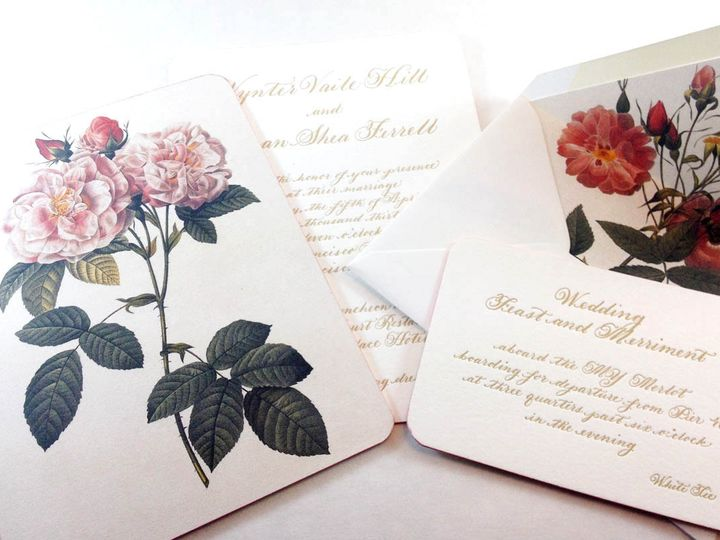 Tmx 1433735033136 Wynter Invite1 Farmington, MI wedding invitation