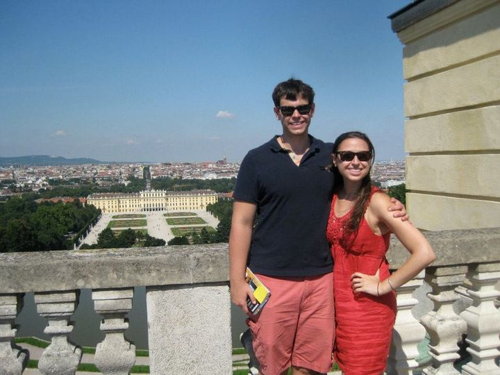 dr and laura in europe
