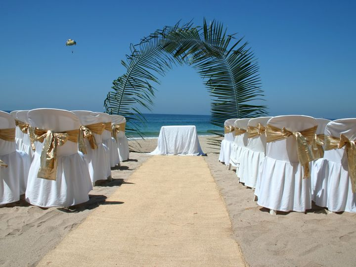 Tmx Adtr Beach Wedding Palm Arch Full Cover Chairs 51 582950 Orlando, Florida wedding rental