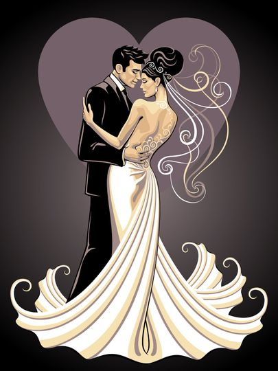 62fb8e7666bd6dfe Bride N Groom Logo