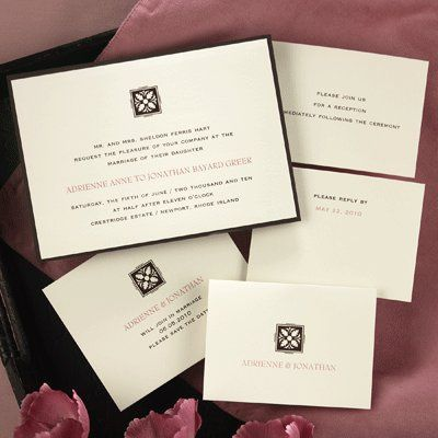 Tmx 1318111055062 CRN9551Clr Lake Oswego wedding invitation