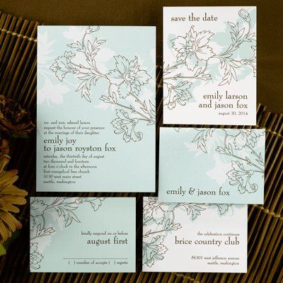 Tmx 1318111061812 CS42C7Flr Lake Oswego wedding invitation