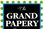 The Grand Papery Invitations image