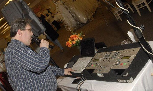 DJ John At David's Bridal Showcase (Madison Heights Store)